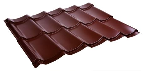Střešní krytina na střechy s malým sklonem